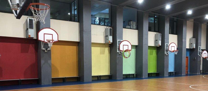 Basketbol Salonu