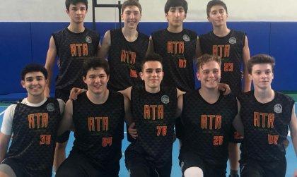 U18 Erkek Takımımızdan Galibiyet